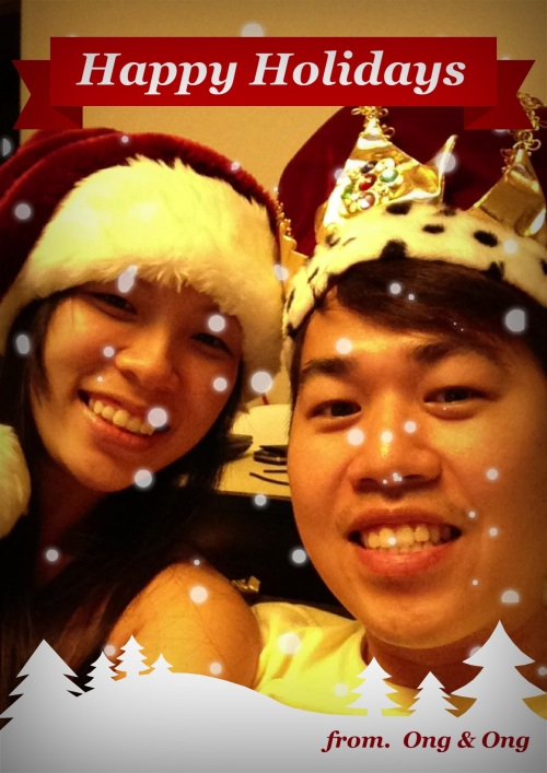 Merry Christmas People!